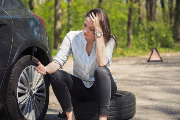 9 Things That Could Cause a Flat Tire Over Thanksgiving Weekend
